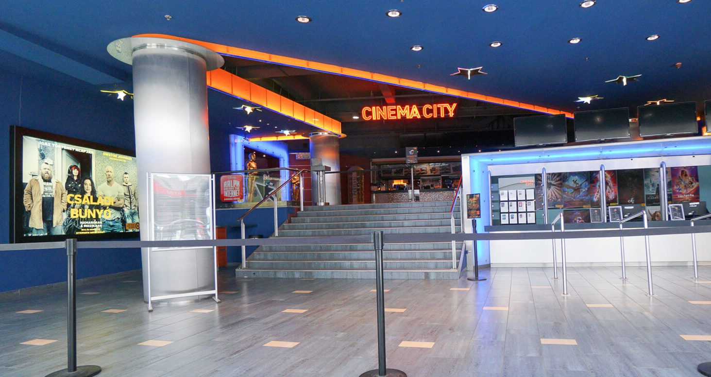 Cinema City Duna plaza