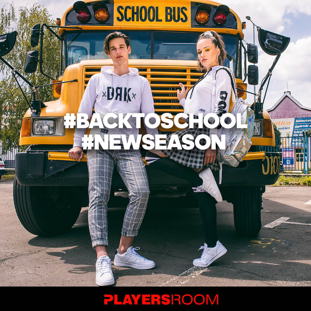 PlayersRoom Back To School