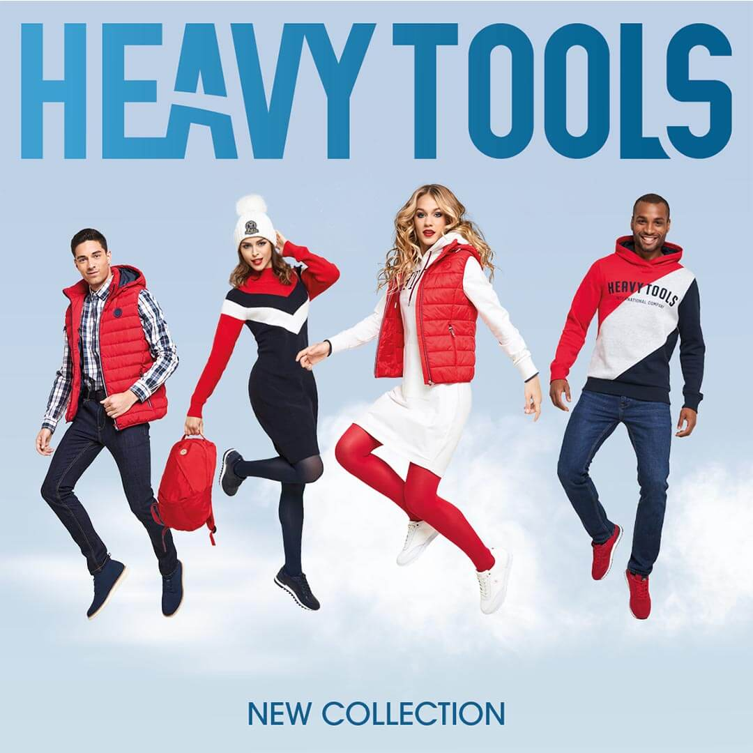 HeavyTools New Collection